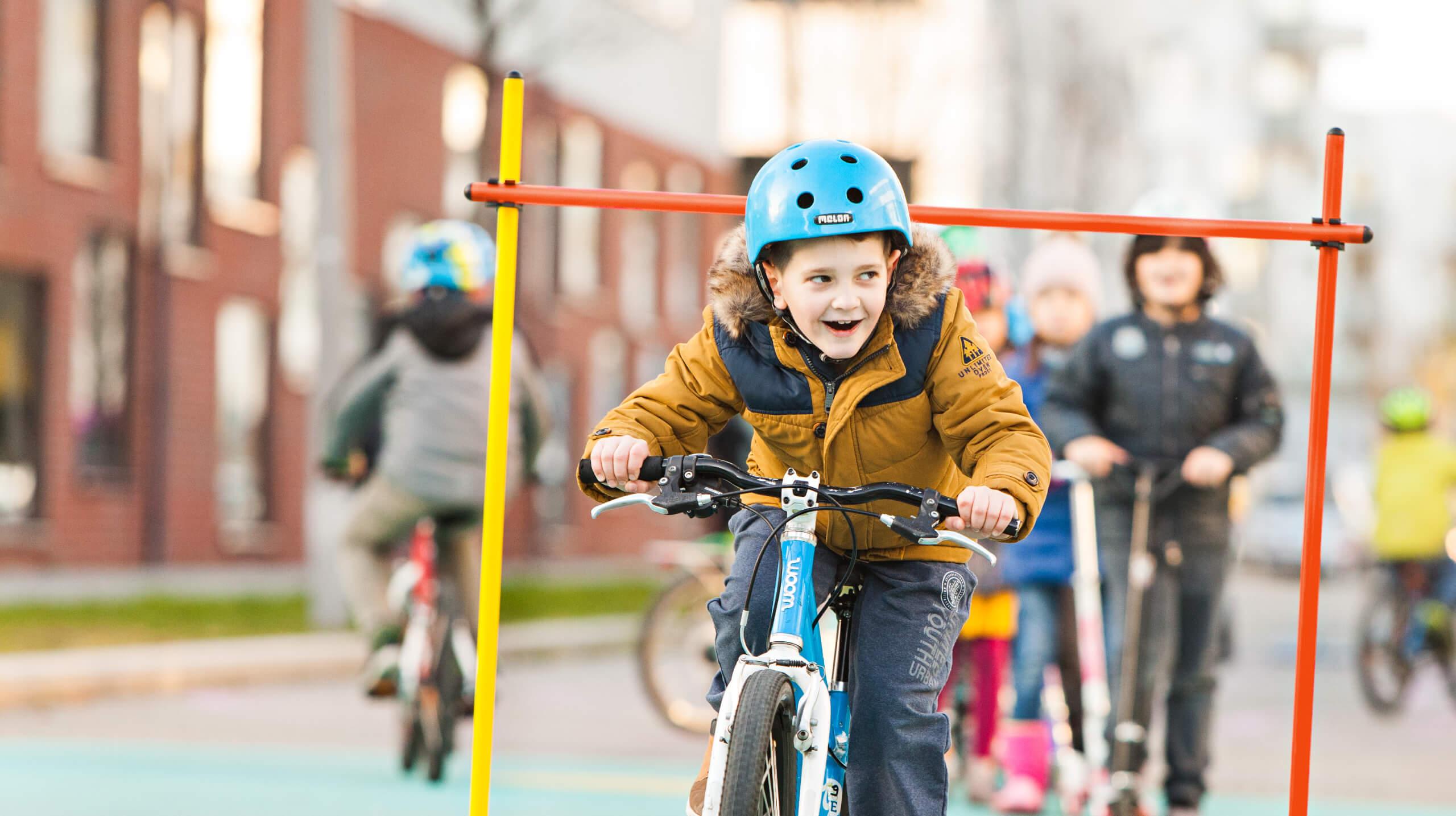 Radmobiles Sonnwendviertel - KinderRadSpaß